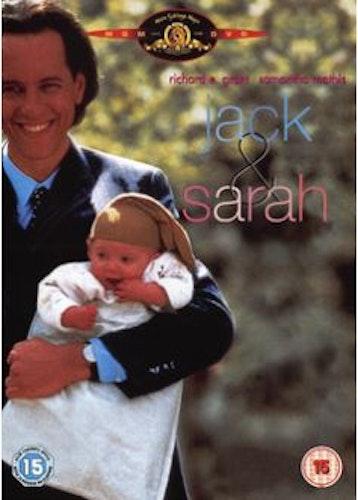 Jack & Sarah DVD (Import Sv.Text)