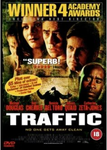 Traffic DVD (Import)