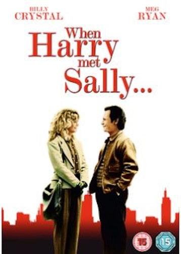 När Harry Mötte Sally/When Harry met Sally DVD (Import Sv.Text)