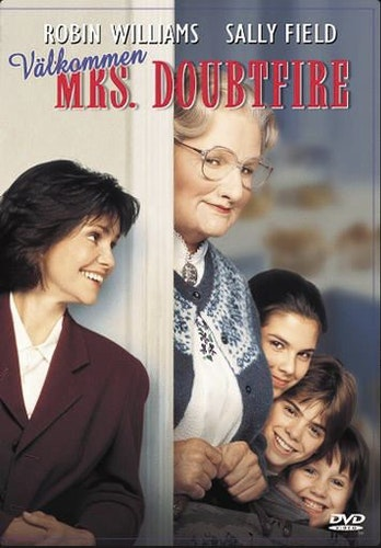 Mrs. Doubtfire DVD