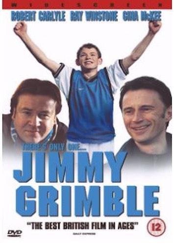Det finns bara en Jimmy Grimble DVD (import)