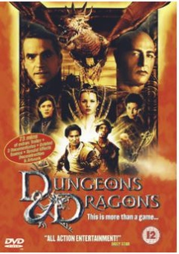 Dungeons & Dragons DVD (Import)