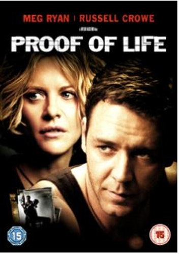 Proof of Life DVD (Import)