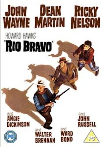 Rio Bravo DVD (Import)