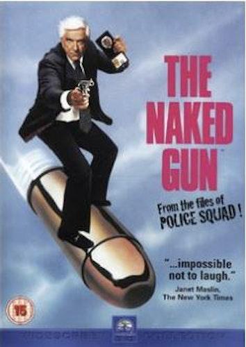 Den nakna pistolen DVD (import)