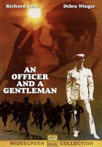 En officer och en gentleman DVD (import med svensk text)