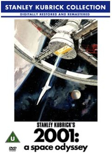 2001: A Space odyssey DVD (import)