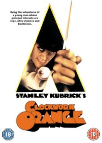 A Clockwork Orange DVD (import)