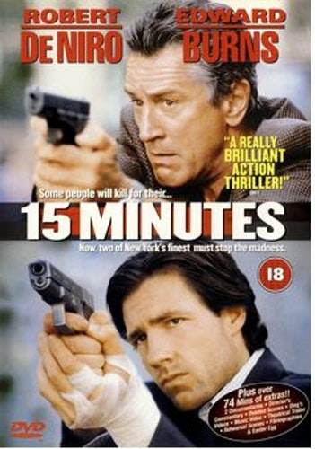 15 Minutes/Fifteen minutes DVD (Import)