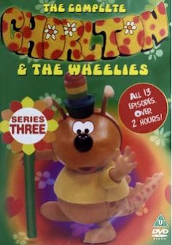 Chorlton And The Wheelies Series 3 DVD (import)