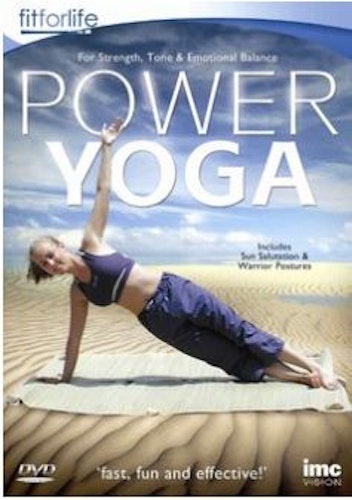 An Introduction To Power Yoga - Fit For Life DVD (import)