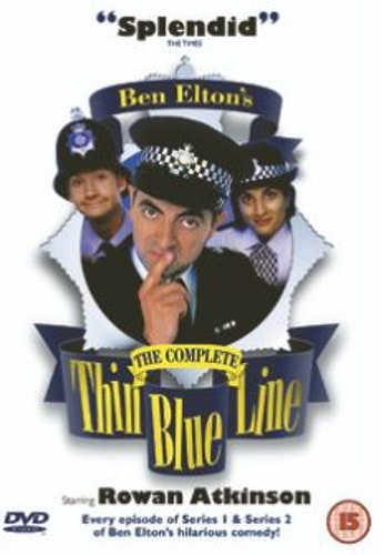 Thin blue line - Complete Series (2-disc) DVD (Import)