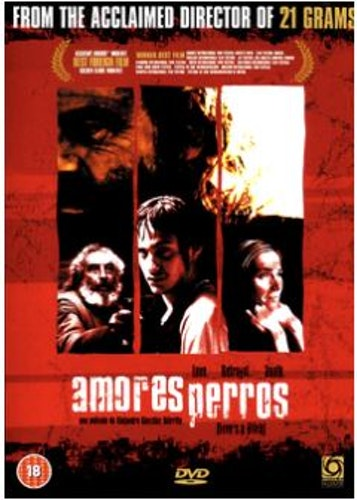 Amores Perros DVD (Import)