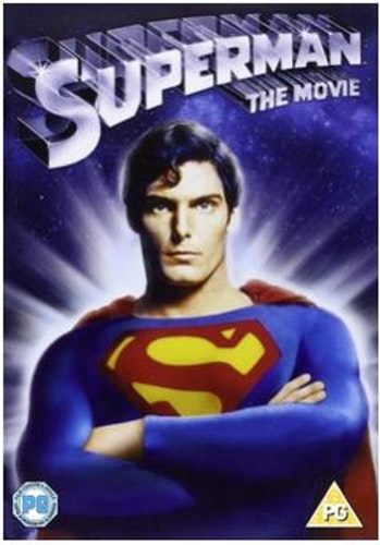 Superman - The Movie DVD (import)