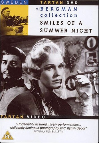 Sommarnattens leende/Smiles of a Summer Night (Bergman) DVD (Import)