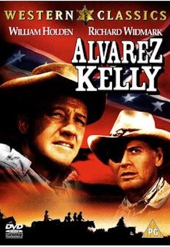 Alvarez Kelly DVD (Import Sv.Text)