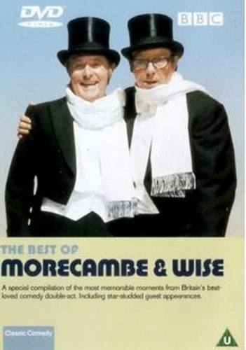 Morecambe & Wise - The Best Of DVD (import)