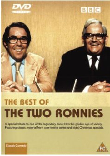 The Best Of The Two Ronnies DVD (import)