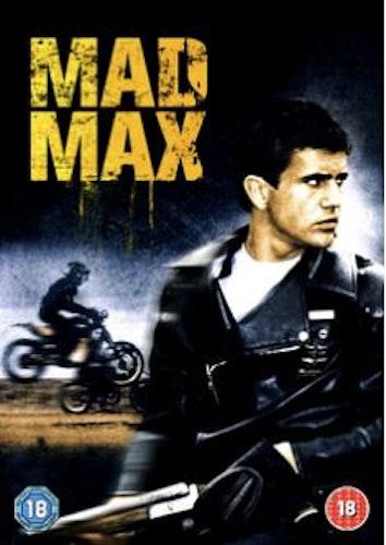 Mad Max 1 DVD (Import)