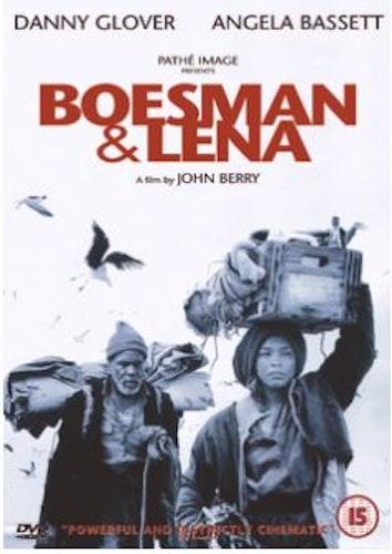 Boesman & Lena DVD (import)