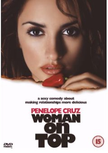 Woman on top DVD (Import Sv.Text)