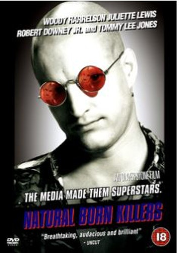 Natural Born Killers DVD (Import)