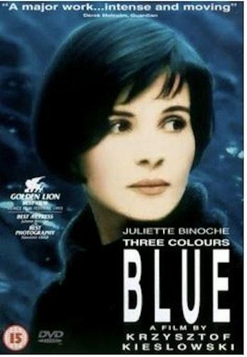 Three Colours: Blue DVD (Import)