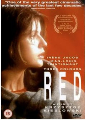 Three Colours: Red DVD (Import)