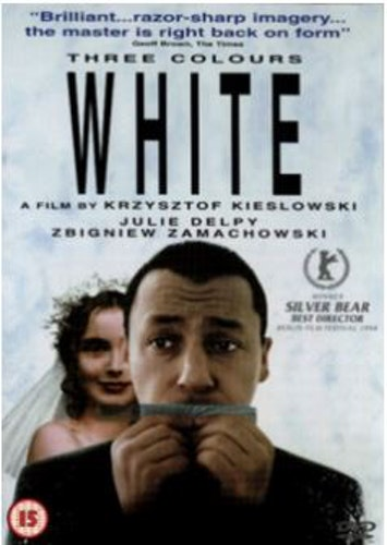 Three Colours: White DVD (Import)