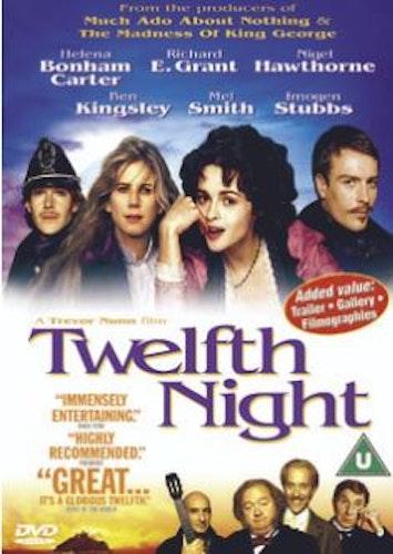 Twelfth night DVD (Import)