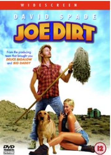 Joe Dirt DVD (Import Sv.Text)