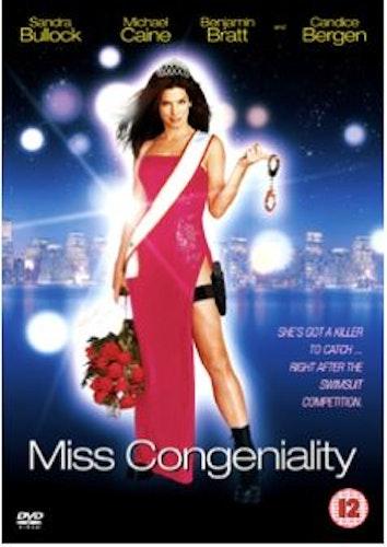 Miss Secret Agent/Miss Congeniality DVD