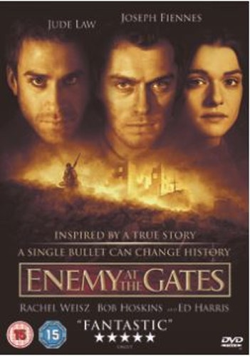 Enemy at the Gates DVD (Import)