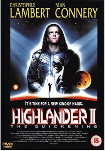Highlander 2 - The Quickening DVD (Import)