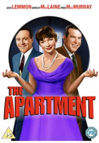The Apartment DVD (Import Sv.Text)