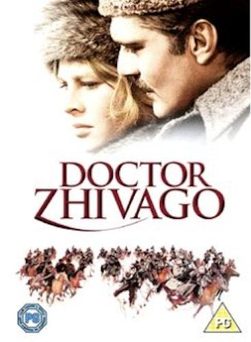 Doktor Zjivago (2-disc) DVD