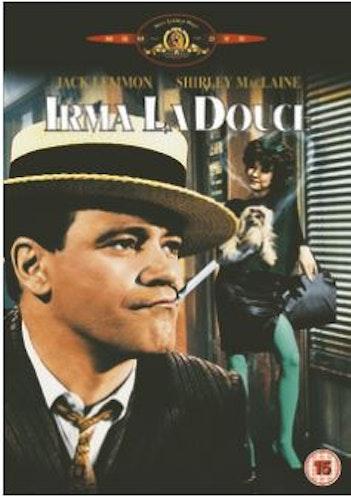 Irma la Douce DVD (Import Sv.Text)