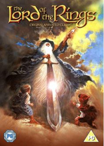 Lord of the Rings (Animerad) (DVD) (Import)