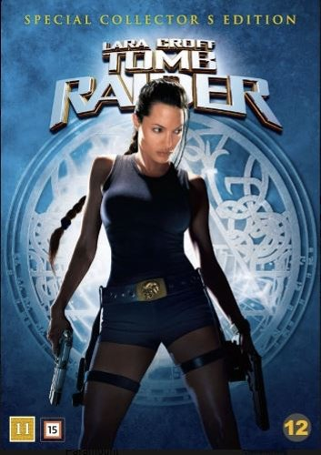 Tomb Raider 1 DVD