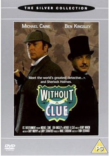 Without A Clue DVD (Import)