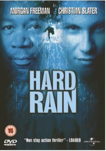 Hard Rain DVD (Import)