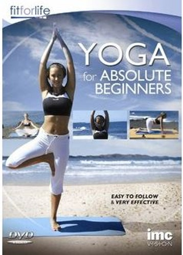 Yoga For Absolute Beginners DVD (import)