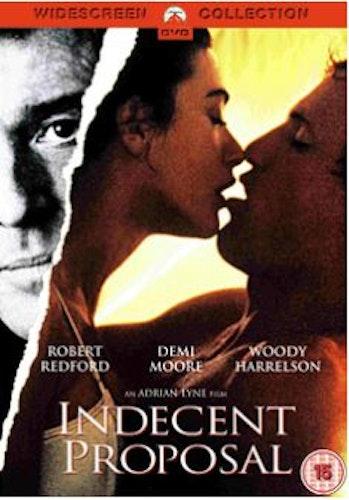 Ett oanständigt förslag/Indecent proposal DVD (import)