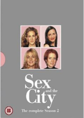 Sex and the City - Säsong 2 DVD (import)