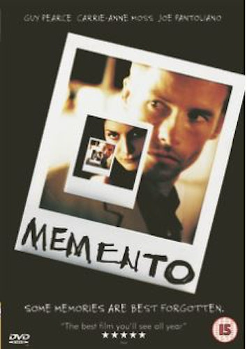 Memento DVD (Import)