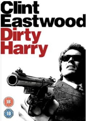 Dirty Harry DVD (import)