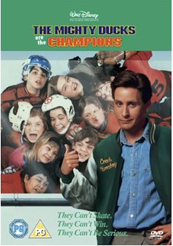 Mighty Ducks (Mighty Ducks are the Champions) DVD (Import)
