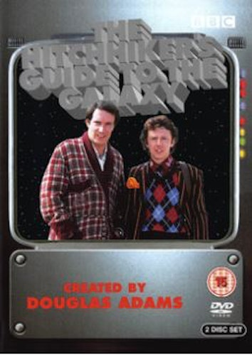 Liftarens guide till galaxen/Hitchhiker's Guide to the Galaxy (2 Discs) DVD (Import)