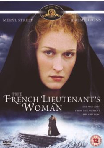 The French Lieutenant's Woman DVD (Import Sv.Text)