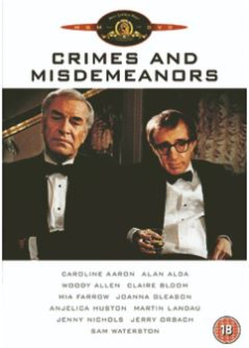Crimes and misdemeanors DVD (Import Sv.Text)